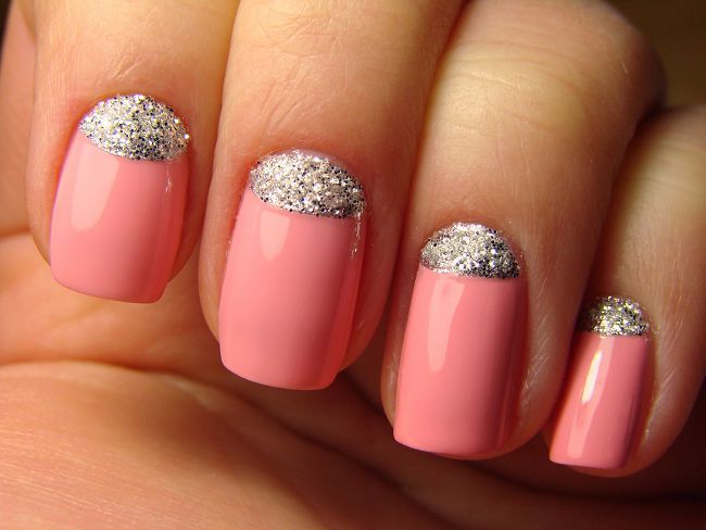Пример дизайна ногтей