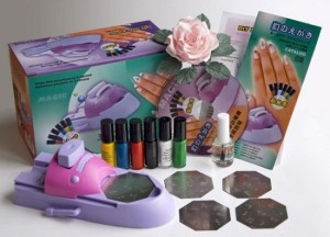 Набор DIY Nail Magic