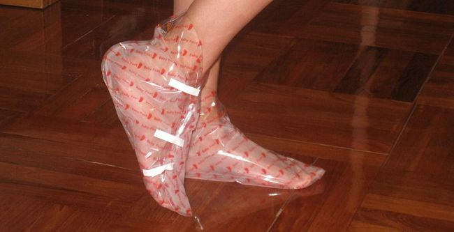 Отшелушивающие носочки