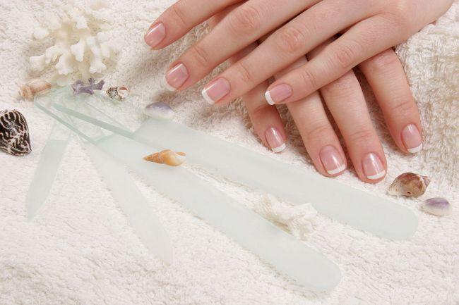 Пилки для ногтей из стекла