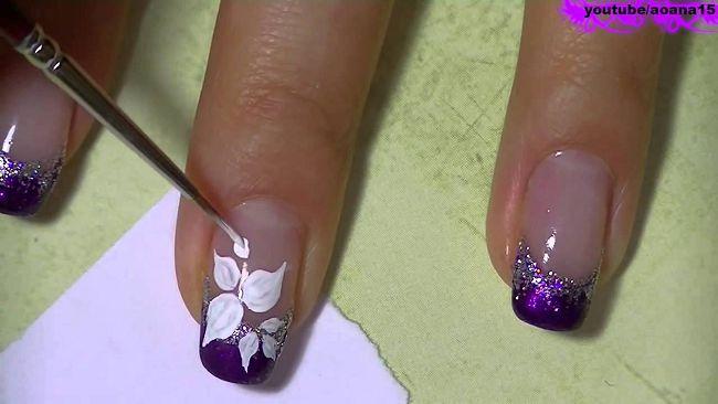 Разнообразный дизайн ногтей