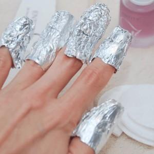 Метод снятия ногтей