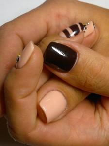 Гель-лак на ногтях