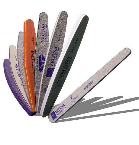 Одноразовые пилки и бафы для ногтей