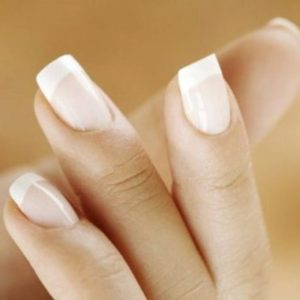Придание формы ногтям