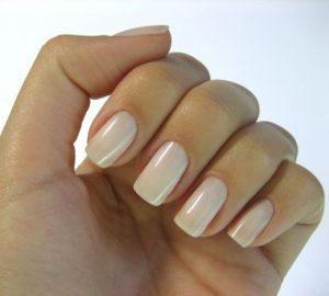 Квадратная форма ногтей