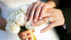 Свадебный маникюр шеллаком